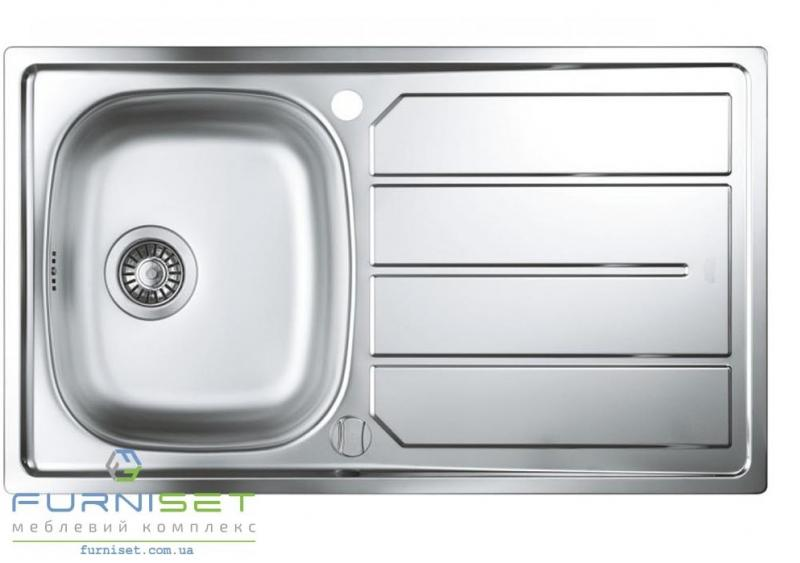 Мойка Grohe EX Sink K200 60-S 97/50 1.5 rev
