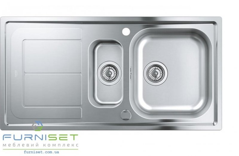 Мойка  Grohe EX Sink K300 60-S 97/50 1.5 rev